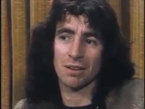 15 Minutes with Bon Scott - 1977 - Part 1 of 2