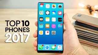 Top 10 Upcoming Smartphones 2017