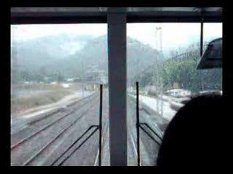 Viaje Caracas Charallave en Tren de Iafe