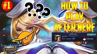 How To Play Fanny After The Nerf/Buff By [#1 Fanny] - ᴢxυαи - Mobile Legends
