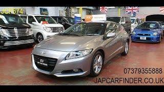 (JCF574) Honda CR-Z Automatic Hybrid @Japcarfinder.co.uk