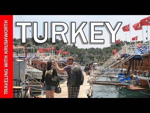 Visit Turkey Tourism Montage - From Istanbul Turkey to Cappadocia Turkey - Travel Guide