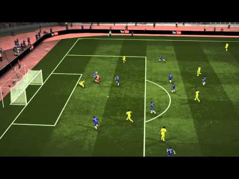 Petr Cech Saves Fifa 15