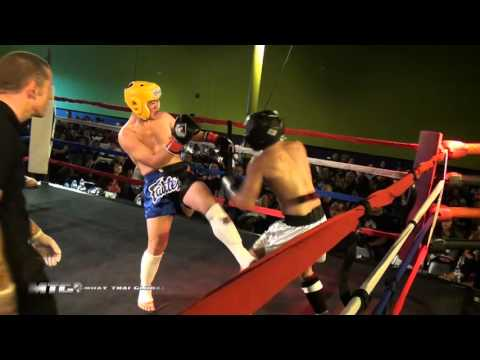 Muay Thai Global IX 9 Funes vs Pagtakham
