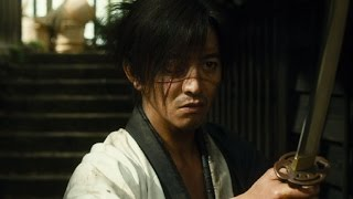 Blade Of The Immortal - first English trailer (exclusive)