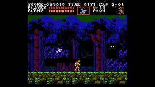 Castlevania III: Dracula's Curse (NES) Playthrough - NintendoComplete