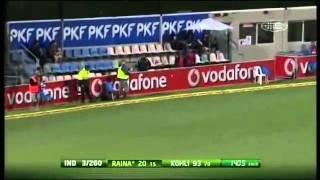 India Beat Srilanka chasing 321 in 36 overs [Original]