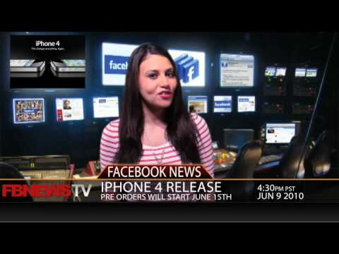 Facebook News Television June 9 2010