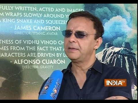 Broken Horses: Vidhu Vinod Chopra on James Cameron and Hollywood