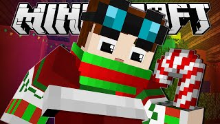 Minecraft | NAUGHTY OR NICE?! | Santa's Gamble Custom Map