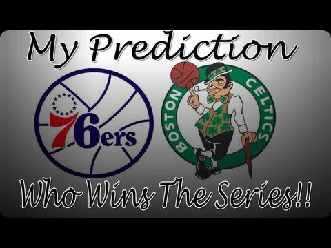 Road To NBA 2K13 - Celtics vs 76ers - Semifinals - My Prediction! - 76ers Take Game 2!