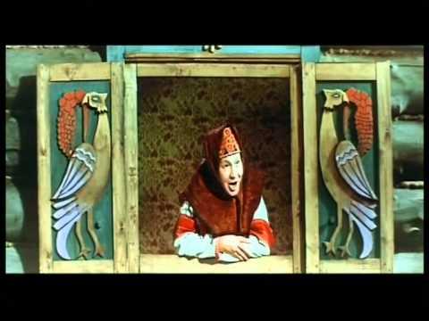 Die russische Märchentante(erzählerin),hier in