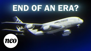 Why Airbus will Stop making A380s