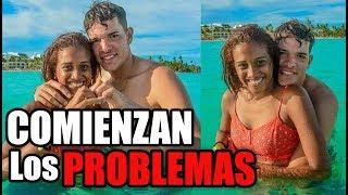 COMIENZAN LOS PROBLEMAS PARA LOS RECIÉN CASADOS DE LA BODA DEL PUEBLO