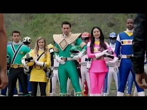 Power Rangers Super MegaForce Finale - Legendary Battle to air on November 15th!