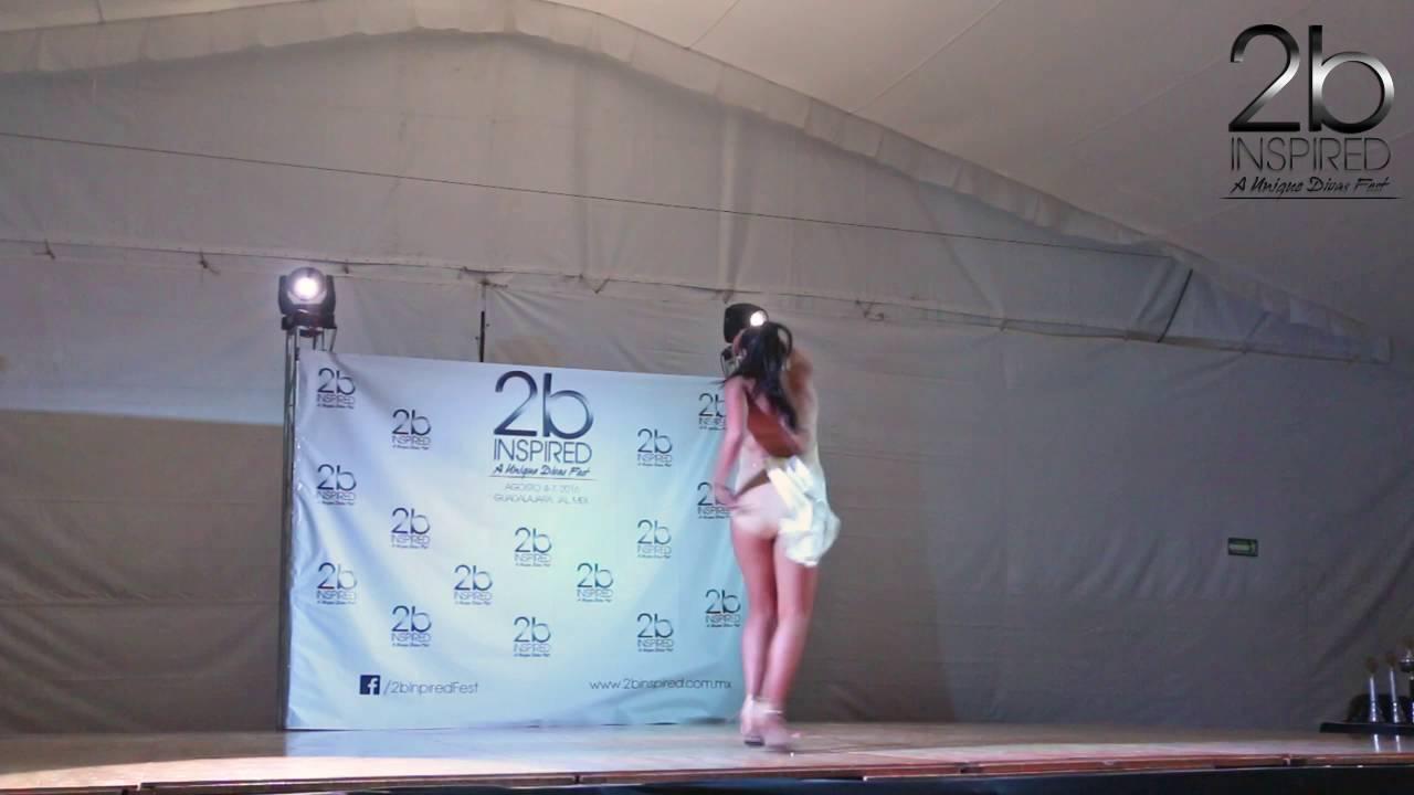 Vannesa Avila | Salsa Soloista Amateur | 2b Inspired 2016