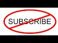 A Video for my Unsubscribers - DON'T WATCH!!!