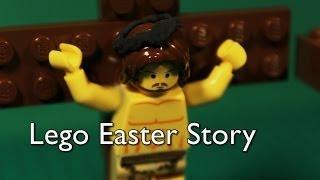 Lego Easter Story (Jesus' Death & Resurrection)