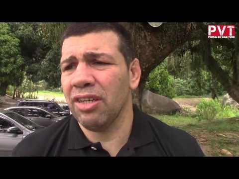 Pedro Rizzo fala sobre treinos com Cigano, Cara de Sapato, Braddock e outros pesos pesados
