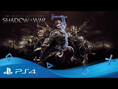 Middle-earth: Shadow of War   Official Announce Trailer   PS4