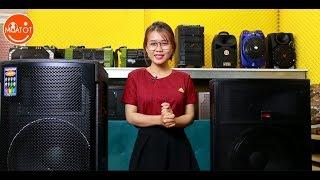 REVIEW Chất Lượng Tuyệt Vời Của 2 Dòng Loa Kéo Công Suất Khủng BEST 8900 và Acnos BEATBOX KB61