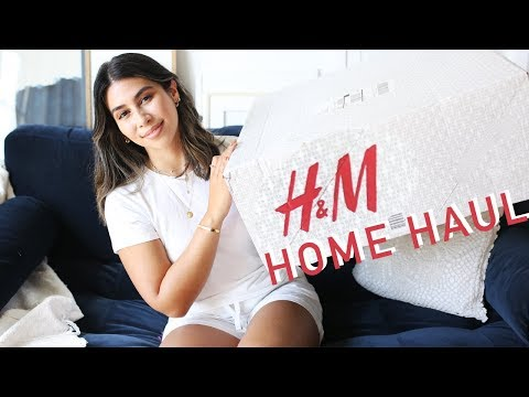 AFFORDABLE SCANDI HOME DECOR HAUL! Urban Outfitters + H&M