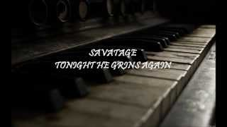 Watch Savatage Tonight He Grins Again video