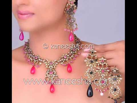 Indian Fashion Jewelry, Hindu Jewelry