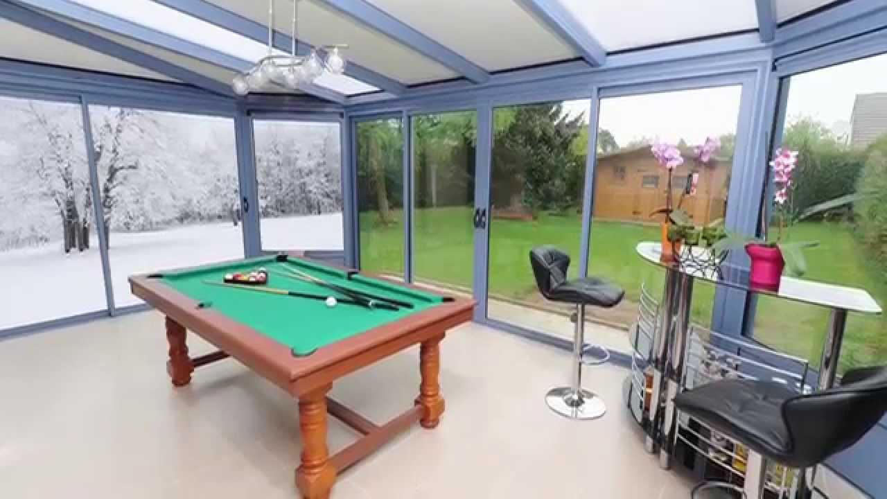 v randas alu pour une villa deux face. Black Bedroom Furniture Sets. Home Design Ideas