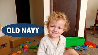 OLD NAVY HAUL - Toddler Boys Clothes