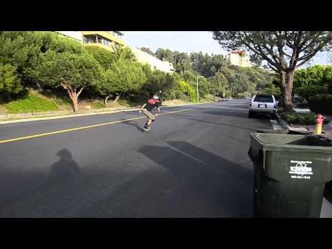 Longboarding:Gnarstyle montage