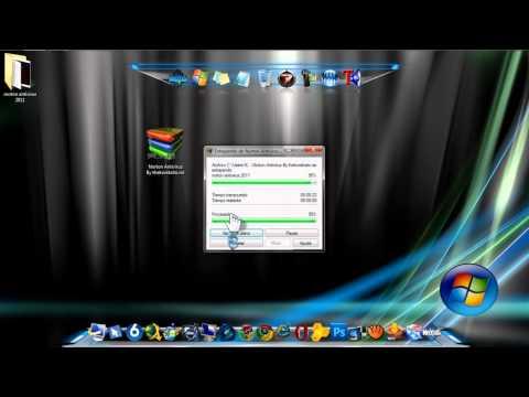 el mejor anivirus. como descargar e instalar el norton antivirus 2011 en español mas parche