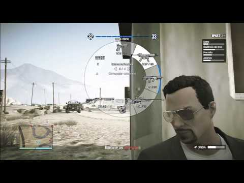 GTA V   Sobrevivência Lvl 10 LIKE A BOSS Equipe FODA