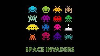 Winning 500 Bonus Tickets at SPACE INVADERS game!