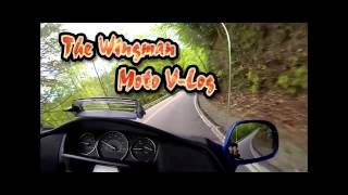The Wingman Moto VLog Opening Intro (Intro Only)