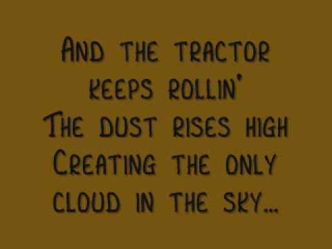 Brad Paisley - Cloud of Dust