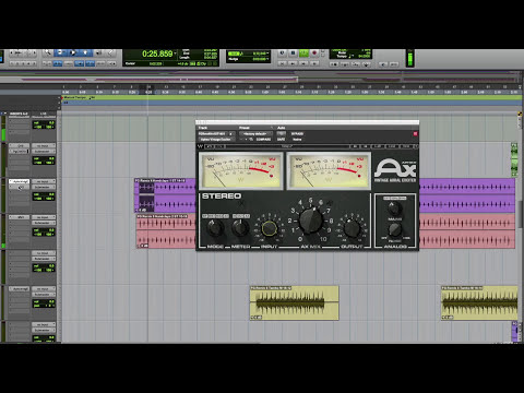 How to Use the Waves Aphex Vintage Aural Exciter Plugin