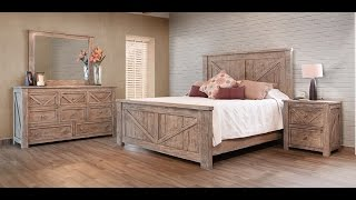 Palomino Bedroom Collection (2035) by International Furniture Direct