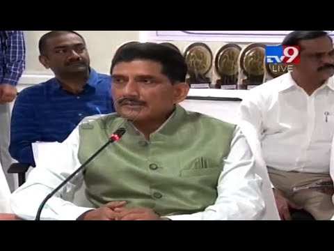AP DGP RP Thakur Press Meet || LIVE - TV9