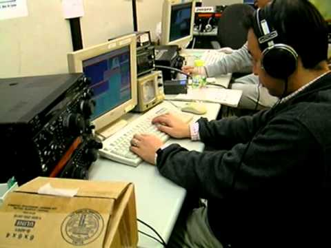 Ham Radio ARRL DX Contest cw on Feb,2012 at JA1YPA