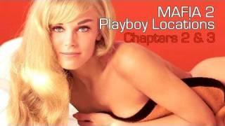 Mafia 2 - Playboy Locations Chapter 2 & 3 (Ladies Man Achievement)