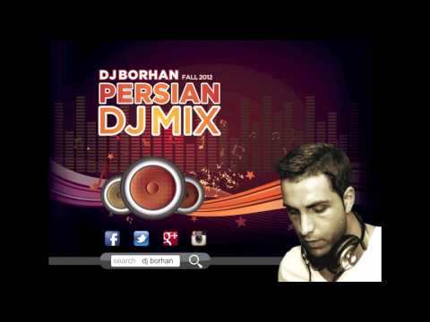 Persian Party Dance Music Mix - Dj Borhan 2012 Fall Mix video