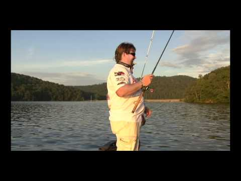 Anglers Warehouse Bass Fishing at Lake Guntersville
