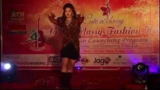Kabir Tithi  Dance Cute & Classy@Swadesh tv
