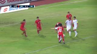 Nguyen Cong Phuong 11' vs Laos (AFF Suzuki Cup 2018: Group Stage)