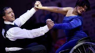 Петербургские танцоры на колясках покорили Рим