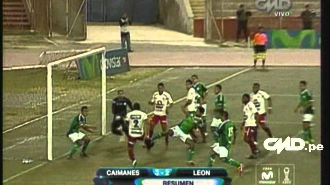 Los Caimanes 3-2 Leon de Huanuco