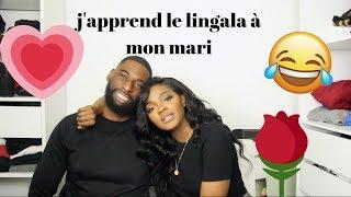 J'APPREND LE LINGALA A MON MARI HAITIEN // L&L BEAUTY
