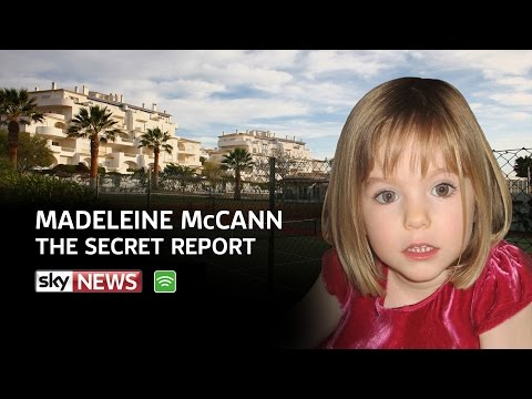Madeleine Mccann: The Secret Report On British Police video