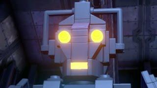 LEGO Dimensions - All Cutscenes